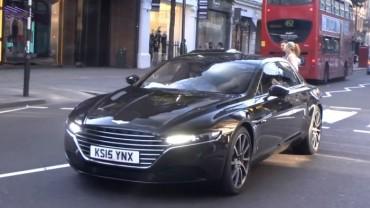 Xe triệu đô Aston Martin Lagonda lần đầu lăn bánh