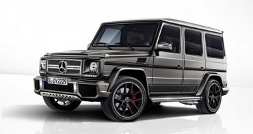 Mercedes giới thiệu 2 phiên bản đặc biệt G63 và G65 Exclusive Edition
