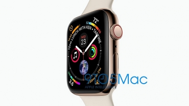 Màn hình always-on sẽ được trang bị trên Apple Watch tương lai