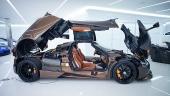 Bộ sưu tập siêu xe có một không hai trên thế giới của Manny Khoshbin