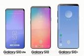 Samsung sẽ thay đổi lớn trong thiết kế Galaxy S10