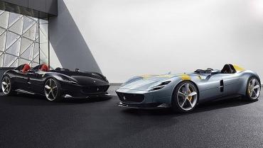 Ferrari trình làng hai phiên bản đặc biệt có tên là Monza