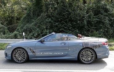 BMW: Phiên bản 8-Series Convertible mui trần sẽ ra mắt năm 2019