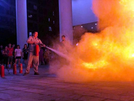 Phòng chống cháy nổ trong quá trình sử dụng gas