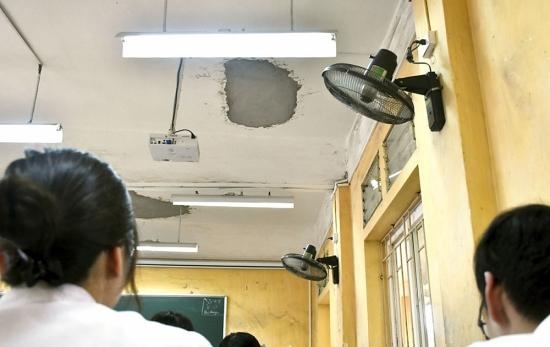Bảo đảm an toàn cho học sinh