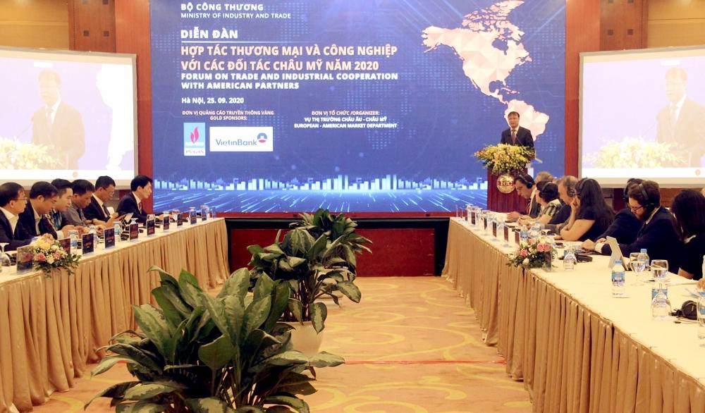 Châu Mỹ - điểm sáng xuất khẩu của Việt Nam