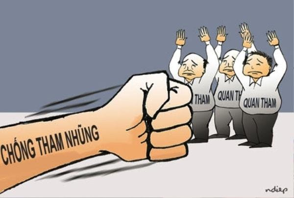 Tiếp tục hoàn thiện chính sách phòng, chống tham nhũng