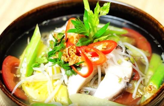 Thương về canh cá nấu chua