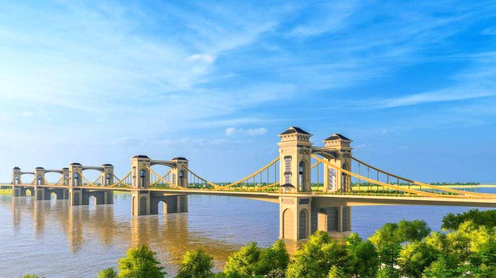 Động lực từ những cây cầu nối hai bờ sông Hồng