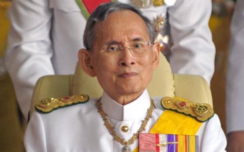 Nhà vua Thái Lan Bhumibol Adulyadej băng hà
