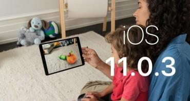 Phát hành iOS 11.0.3: Apple khắc phục lỗi âm thanh, cảm ứng