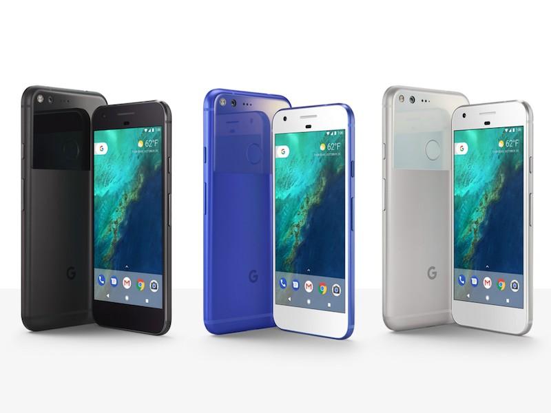 Những điểm nhất trên bộ đôi siêu phẩm Pixel 2 & Pixel 2 XL của google