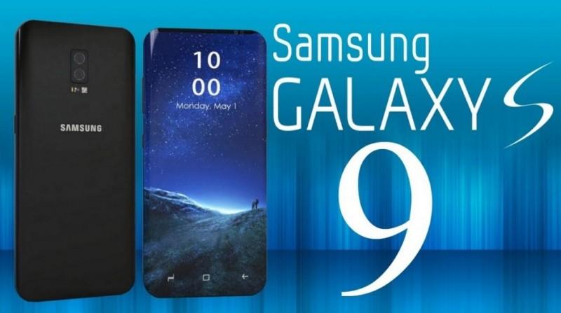 Samsung Galaxy S9 sắp tới có thể được trang bị camera mặt trước với cảm biến 3D