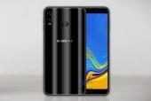Samsung: Ảnh render Galaxy A6s với màn hình vô cực, cảm biến vân tay sắp ra mắt