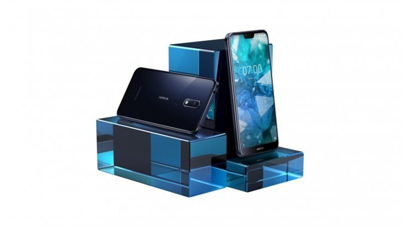 HMD Global: Ra mắt Nokia 7.1 cùng tai nghe Bluetooth có thiết kế ấn tượng