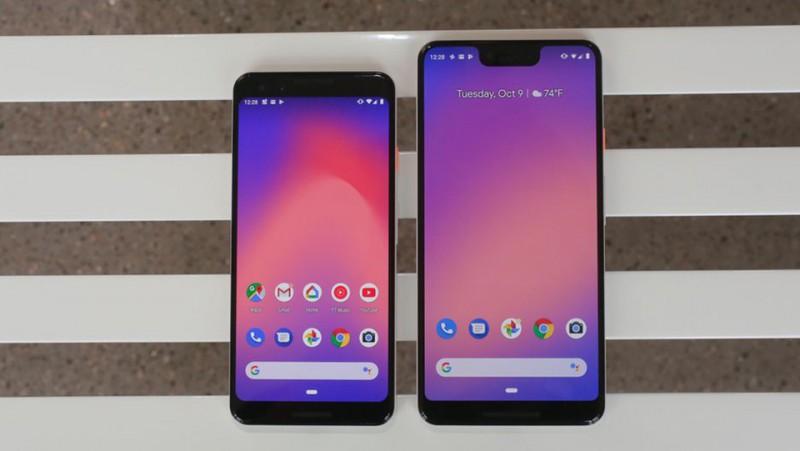 Google: Vừa ra mắt bộ đôi Pixel 3 và Pixel 3 XL có 2 camera trước