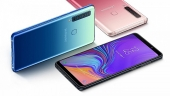 Samsung: Ra mắt Galaxy A9 (2018) có 4 camera mặt sau đầu tiên trên thế giới