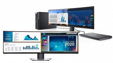 Dell ra mắt màn hình cong 49 inch Ultra-Wide với độ phân giải 5120x1440