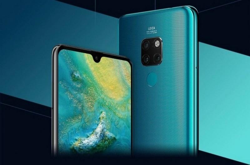 Huawei: Ra mắt bộ đôi Mate 20 & Mate 20 Pro với cảm biến vân tay trong màn hình