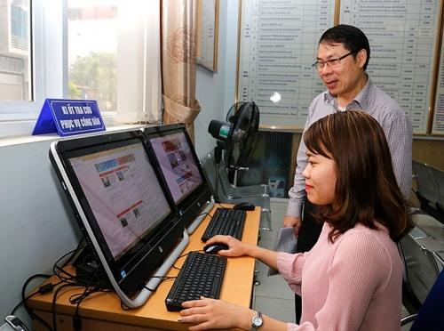 Tạo bước đệm để hình thành  chính quyền điện tử