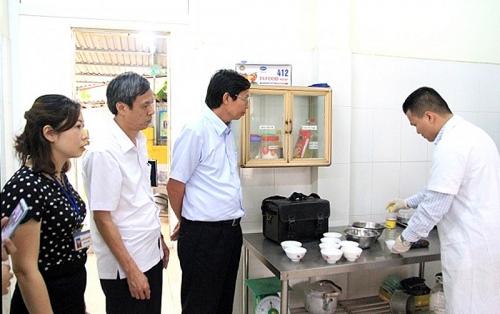 An toàn thực phẩm bếp ăn trường học: Cần sự vào cuộc của phụ huynh học sinh