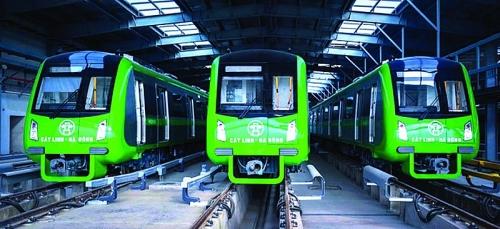 Dồn sức hoàn thiện đường sắt đô thị