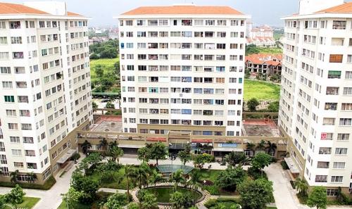 Hà Nội, điểm sáng  xây dựng nhà ở xã hội