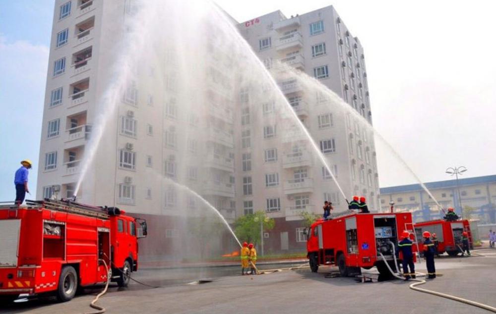 Hưởng ứng Tháng an toàn phòng cháy, chữa cháy: Nhiều hoạt động thiết thực