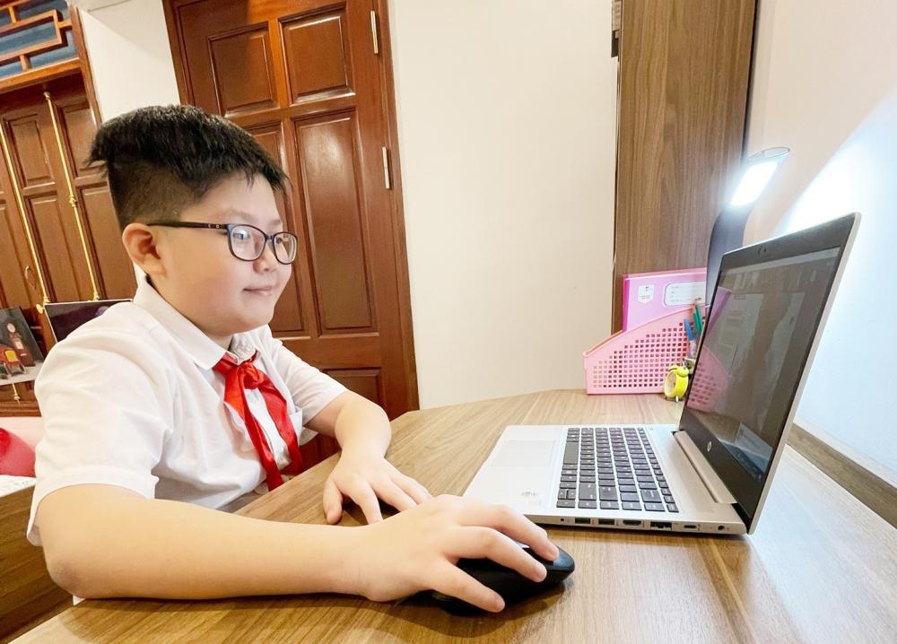 Học trực tuyến - bước tạo đà cho chuyển đổi số