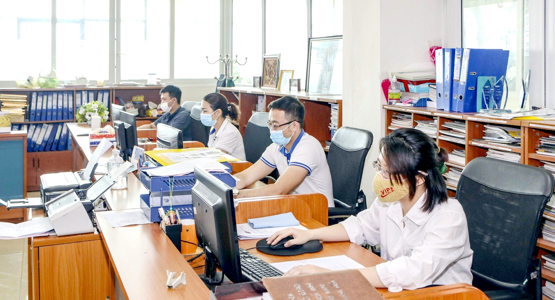 Công nhân lao động huyện Thanh Trì: Đi đầu trong thời kỳ hội nhập