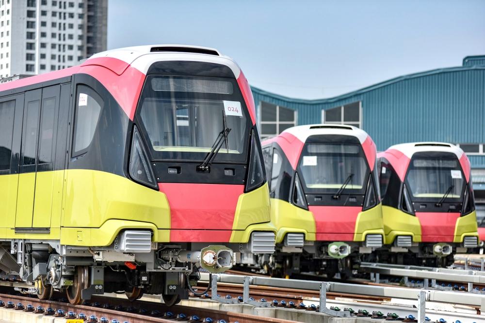 Dự án đường sắt Nhổn - Ga Hà Nội: Nỗ lực khắc phục khó khăn, hoàn thành tiến độ