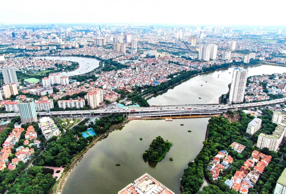 Điều chỉnh quy hoạch kịp thời để thay đổi diện mạo Thủ đô