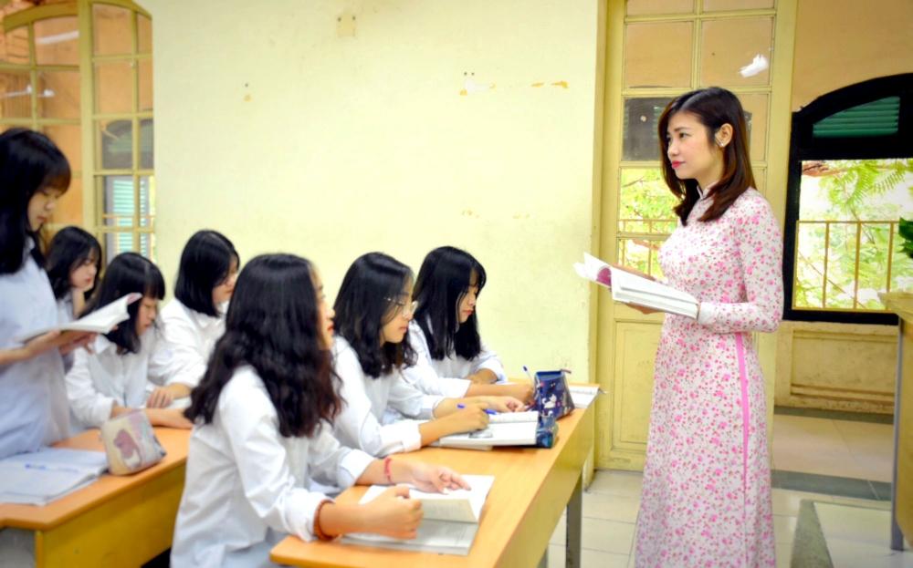 Giáo dục nếp sống văn minh, thanh lịch cho học sinh