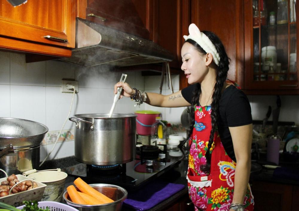 Thành công nhờ đam mê ẩm thực truyền thống