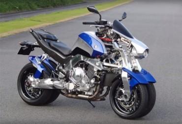 Yamaha OR2T - môtô 4 bánh đặc biệt