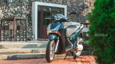 Honda Việt Nam triệu hồi 12.000 xe SH do lỗi khóa