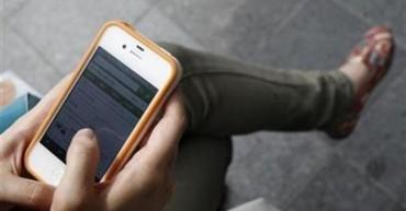 Ứng dụng chống khủng bố trên điện thoại di động