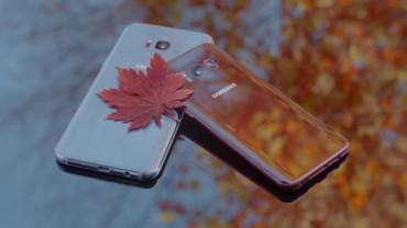 """Sắp xuất hiện phiên bản """"Đỏ mùa thu"""" Galaxy S8?"""