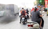 Khí thải từ phương tiện vẫn khó kiểm soát?