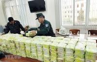Tập trung tấn công tội phạm ma túy có tổ chức