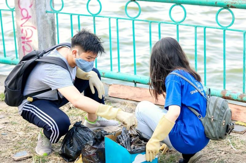 Lan tỏa  thông điệp bảo vệ môi trường