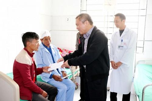 Bệnh viện vệ tinh tuyến huyện: Giảm nỗi lo vượt tuyến để  khám, chữa bệnh