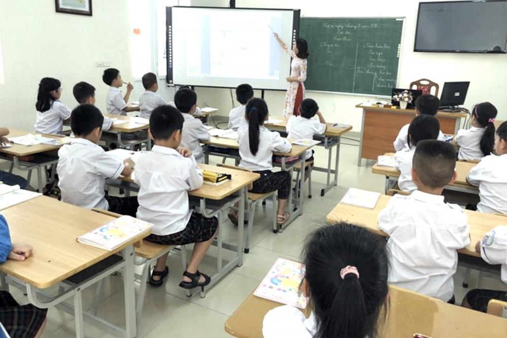Công nghệ thông tin góp phần đổi mới giáo dục
