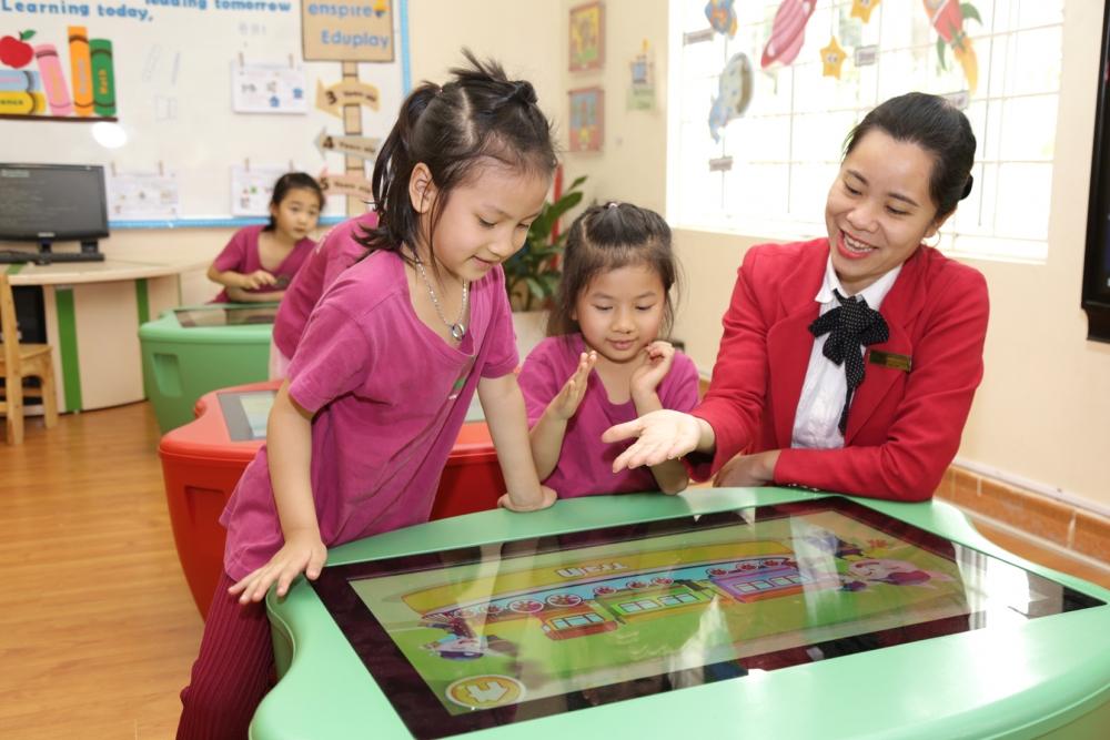 Duy trì bền chắc kết quả phổ cập giáo dục mầm non