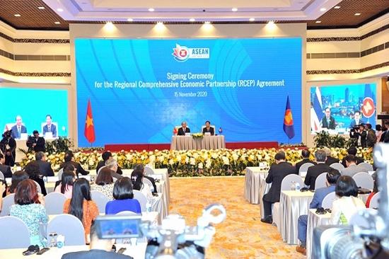 Hiệp định Đối tác kinh tế toàn diện khu vực (RCEP): Rộng mở thị trường, khốc liệt đường đua!