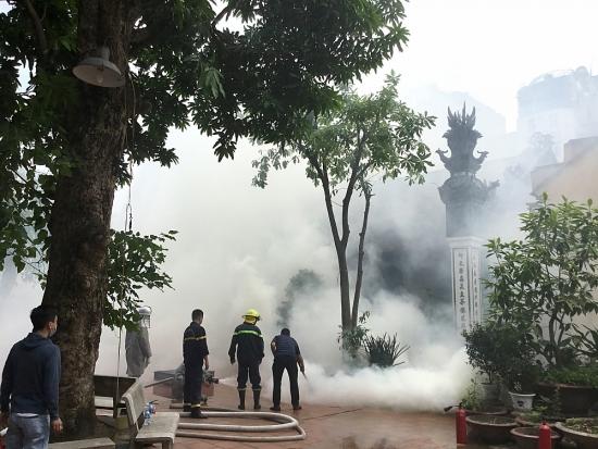 Số vụ cháy nổ giảm nhờ làm tốt công tác quản lý