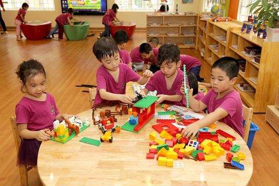 Lấy trẻ làm trung tâm thay đổi diện mạo giáo dục mầm non