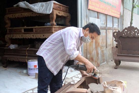 An toàn lao động tại các làng nghề