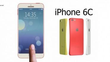 iPhone 6c vỏ kim loại phát hành vào tháng 2/2016