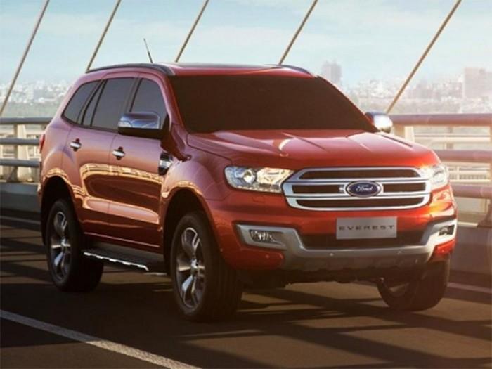 Ford Everest đắt có xắt ra miếng?